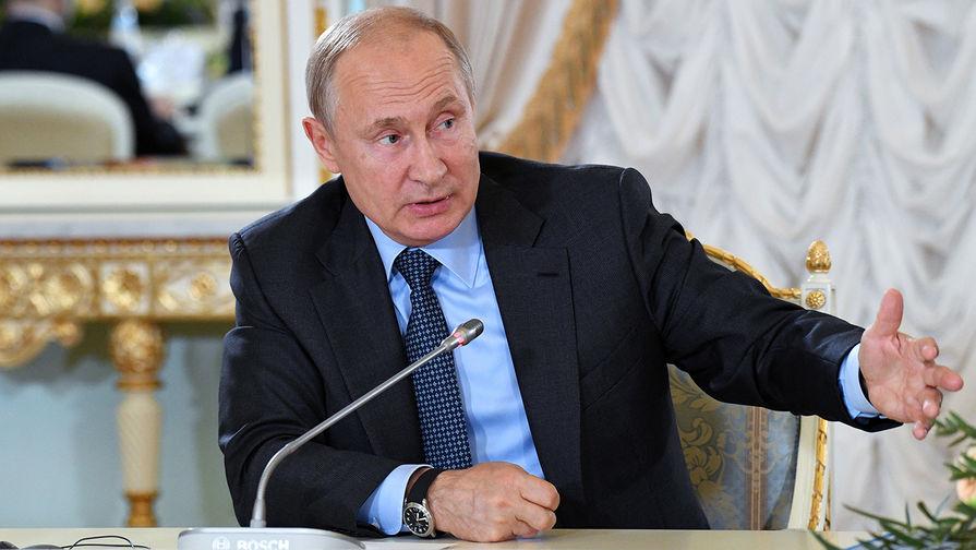 Путин высказался о новом правительстве Украины