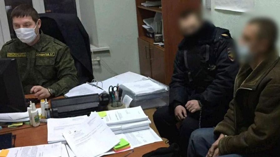 Обвиняемый в убийстве ребенка в Энгельсе арестован
