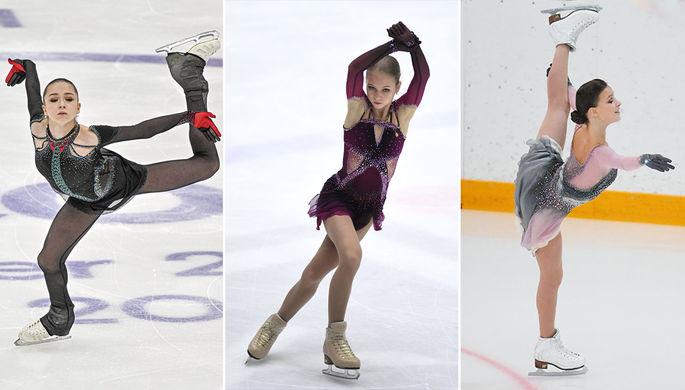 «Готовим Камилу к Олимпиаде»: как Валиева стала фавориткой сборной