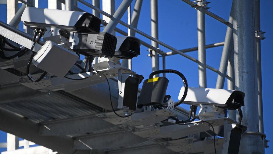 В Москве начали тестировать камеры для борьбы с шумными авто и мотоциклами