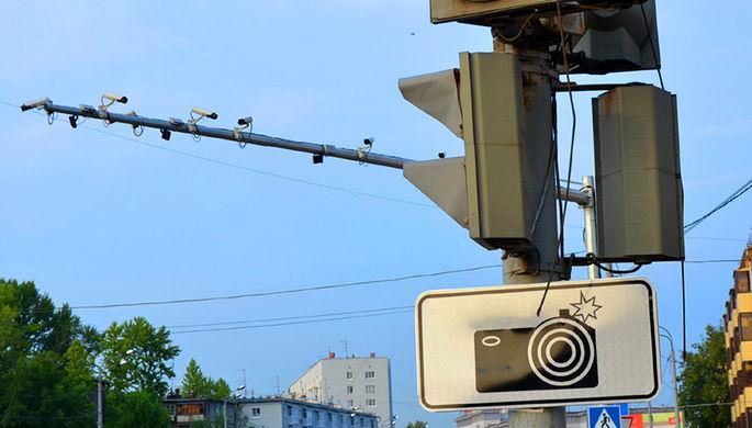 Водителям вернут забытые камеры