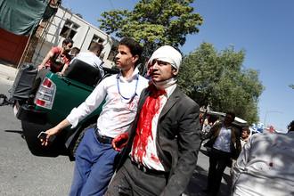 Боевики атаковали Кабул