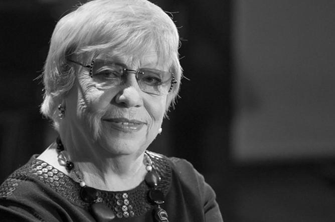 Наталия Басовская (21 мая 1941 — 24 мая 2019)