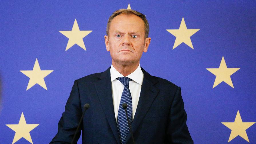 Туск получил запрос Британии на отсрочу даты Brexit