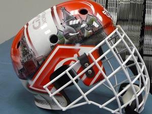 Новый шлем Гашека