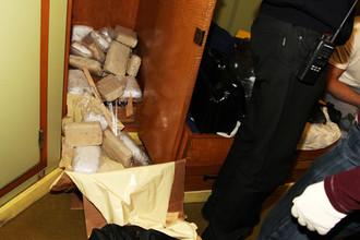 Полицейские передают в суд дело о бананах с кокаином из Эквадора