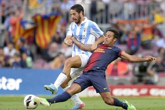 Иско (слева) скоро станет игроком «Реала». А вот покинет ли Тьяго Алькантара «Барселону», пока неизвестно