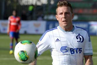 Форвард «Динамо» Андрей Воронин поражен тем условиям, в которых приходится играть столичным клубам