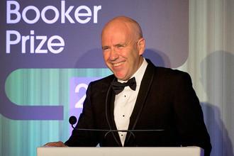 Лауреат Букеровской премии за 2014 год австралийский писатель Ричард Флэнаган