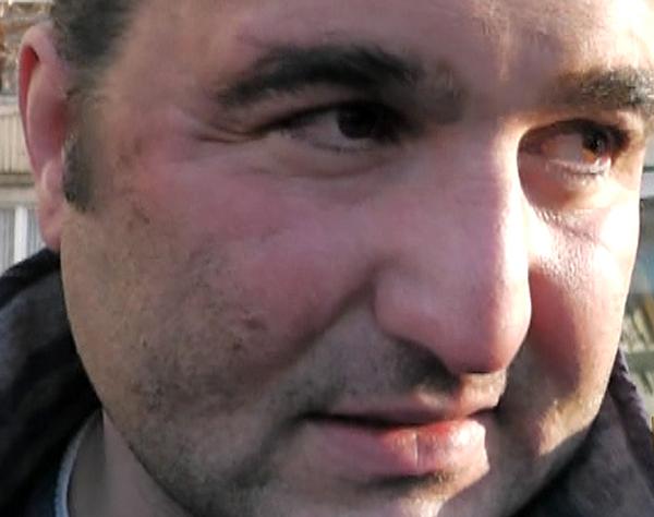 Один из задержанных по подозрению в нападениях на инкассаторов. Фотография: пресс-служба МВД/ТАСС