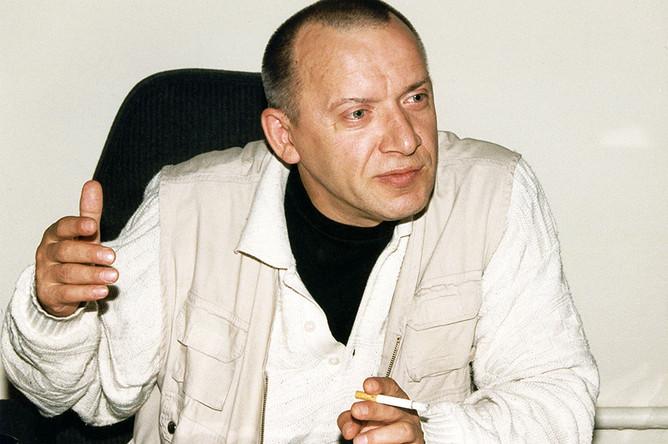 Сергей Арцибашев, 2002 год