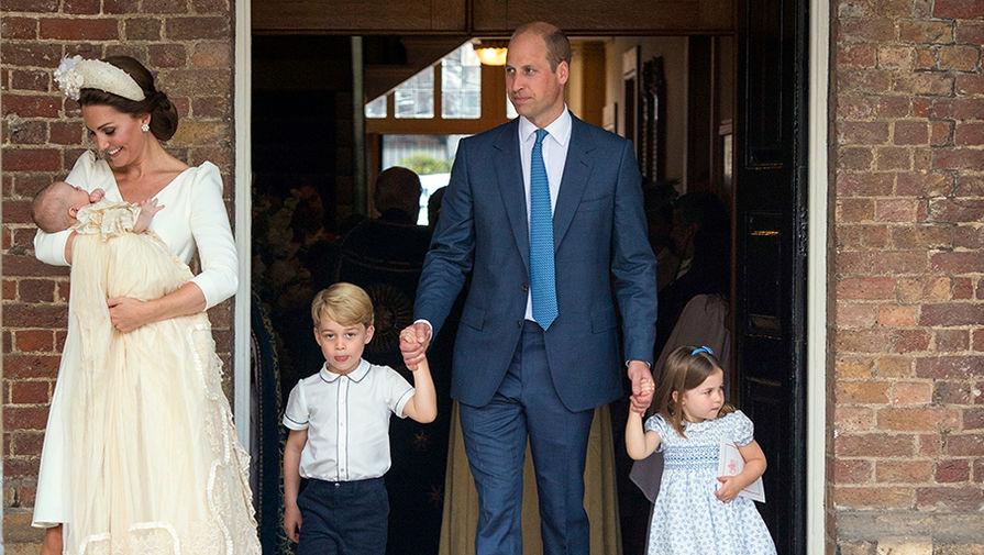 Image result for Принц Уильям занервничал из-за ориентации своих детей