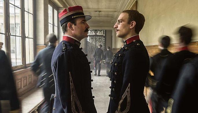 Кадр из фильма «Офицер и шпион» (2019)
