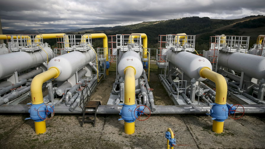 В Европе признали, что газовый кризис вызван ею самой