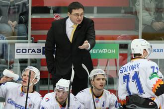 Александр Назаров променял «Северсталь» на «Донбасс»