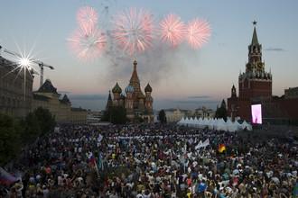 Москва по-прежнему — самый футбольный регион России