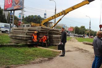 Жители Ульяновска поднялись на защиту парка имени И. Н. Ульянова, который может быть уничтожен в ходе строительства отеля Marriott Courtyard