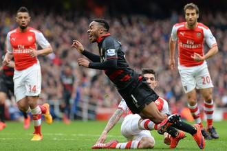 «Арсенал» разгромил «Ливерпуль» в чемпионате Англии по футболу