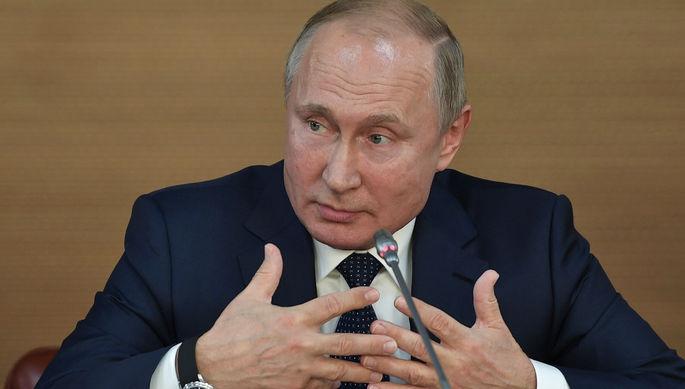 «Беспардонная ложь»: Путин о резолюции ЕП по Второй мировой войне