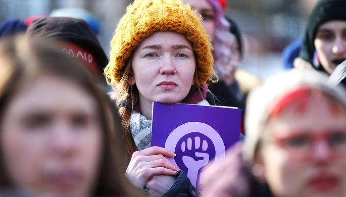 Между пчелами и «Талибаном*»: политики определили место феминизма во власти