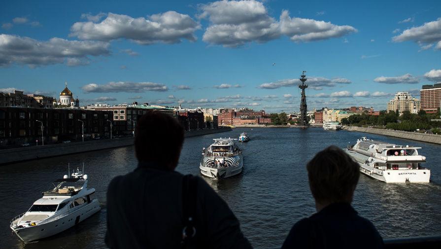 Собянин рассказал о развитии водного транспорта в столице