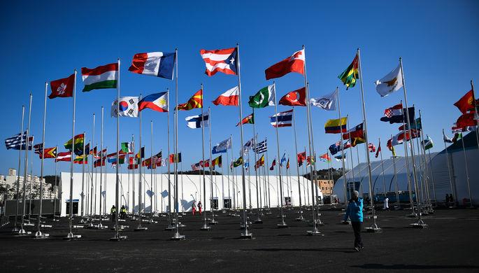 Транспортное сообщение на Олимпиаде парализовано из-за гигантской пробки