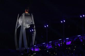 Огонь Паралимпиады-2018 в Пхенчхане погас