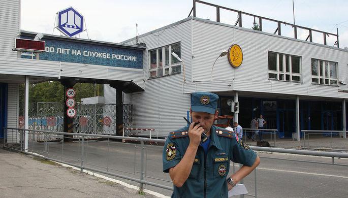 Последстсвие взрывов на оборонном предприятии ГосНИИ «Кристалл» в городе Дзержинске Нижегородской области, 1 июня 2019 года