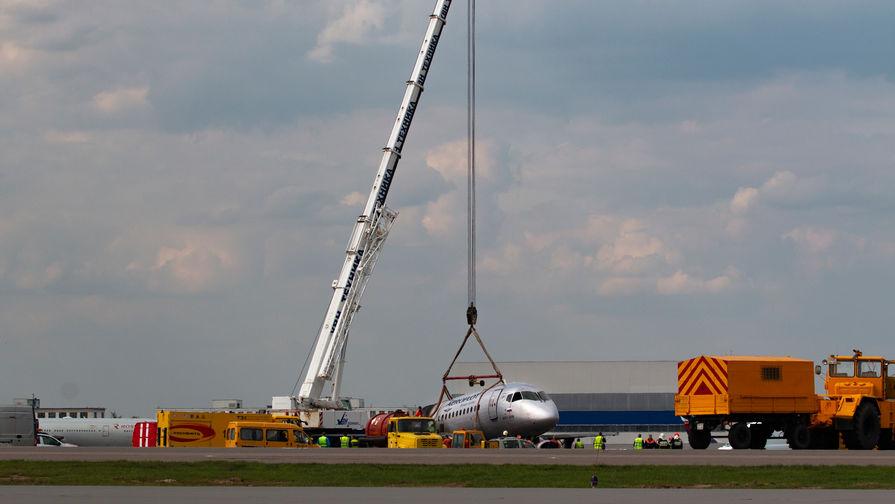 «Аэрофлот» назвал преждевременной информацию о причинах катастрофы SSJ