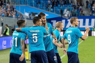 «Зенит» и «Локомотив» узнали соперников по групповому этапу Лиги Европы