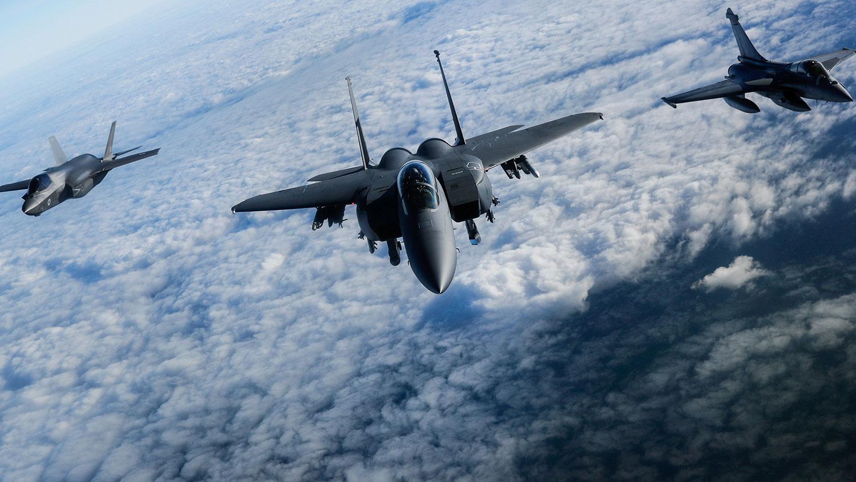 Ветераны ВВС США рассказали, как построить качественно новую авиацию -  Газета.Ru