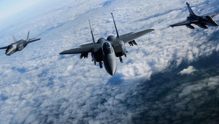 «Неудача — не вариант»: к какому будущему идут ВВС США и РФ