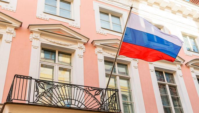 Россия обвинила Эстонию в культивировании образа врага