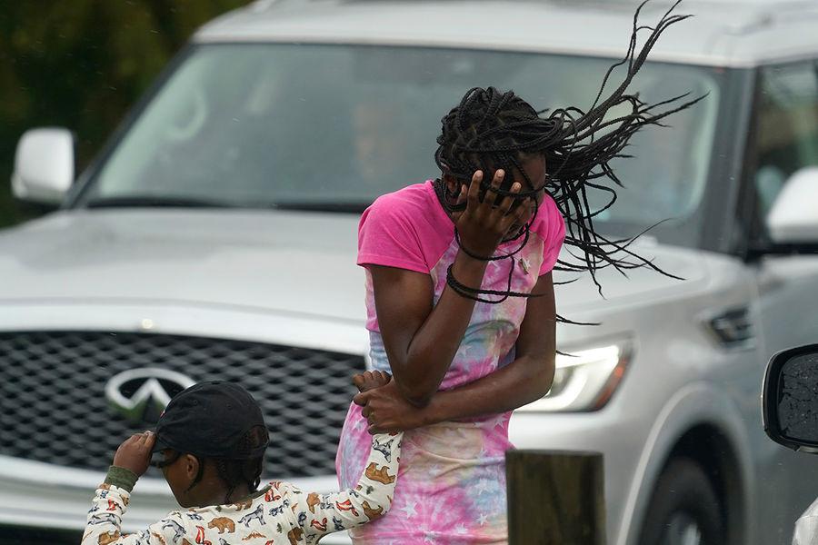 В годовщину «Катрины»: на юг США обрушился мощный ураган