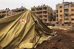 Под Москвой приземлился самолет с раненным в Алеппо главным педиатром Минобороны