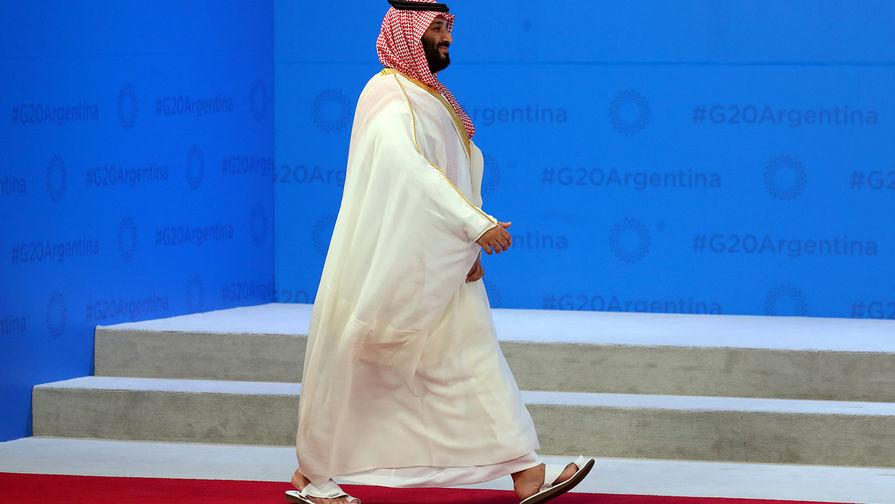 Саудовская Аравия разрешила разместить США войска