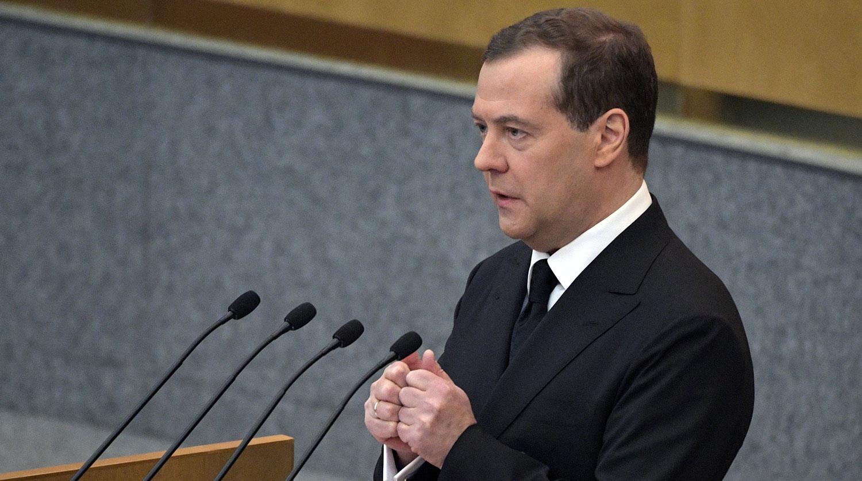 Медведев предложил пересомтреть понятие «рабочий день»