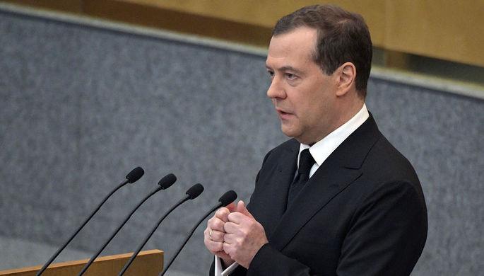 Медведев призвал вернуть космическое первенство