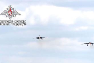 Полет летающего крыла: Минобороны показало «Охотника»