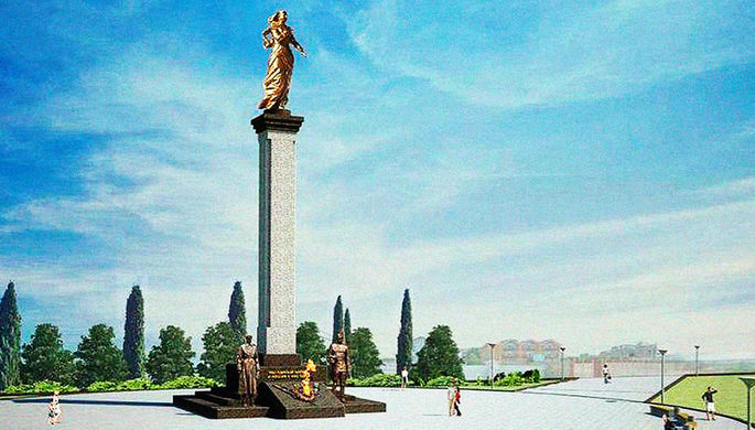 «Потоки лжи»: почему памятник Примирения не устроил ни красных, ни белых