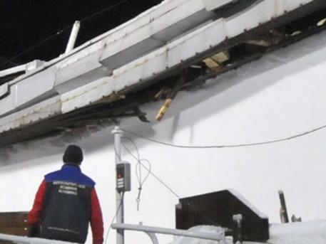 Место трагедии на трассе в Альтенберге