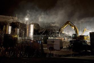 В Канаде произошел взрыв на заводе, есть погибшие и раненые
