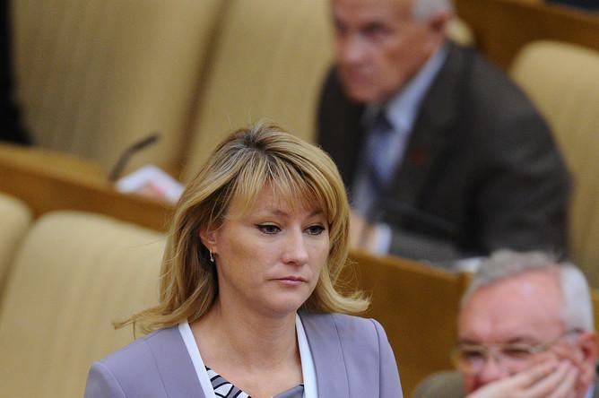 Олимпийская чемпионка по конькобежному спорту Светлана Журова вскоре вернется в Госдуму из Совета...