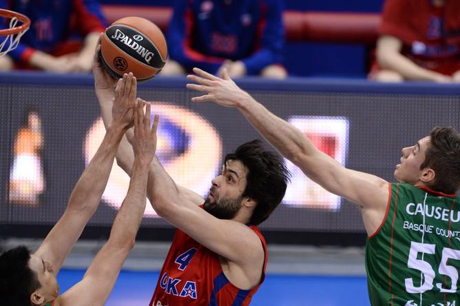 ЦСКА не испытал особых сложностей в матче с «Кахой»