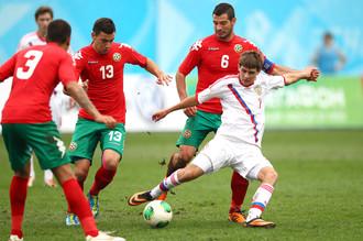 Болгария- Россия.