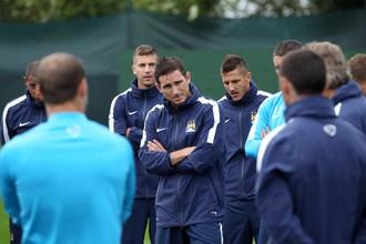 Легенда «Челси» Фрэнк Лэмпард проведет следующие полгода в «Манчестер Сити»