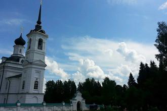 Храм, который возвел в Щелыково Федор Михайлович Кутузов, первый хозяин этой земли
