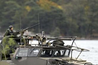 Швеция ищет иностранную подлодку