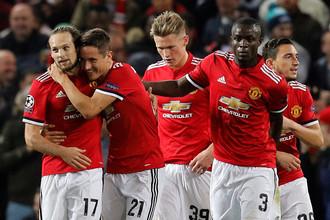 Футболисты «Манчестер Юнайтед»