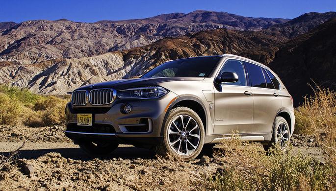 BMW X5: в Лас-Вегас без бензина